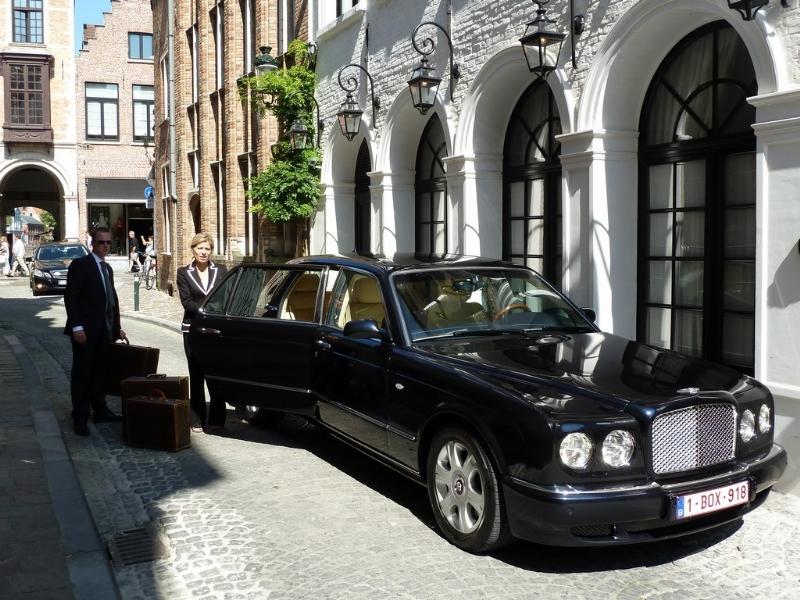 Bentley Services Brugge Exclusive
