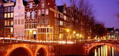 Amsterdam and the canals